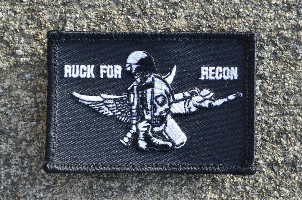 Ruck For Recon Patch