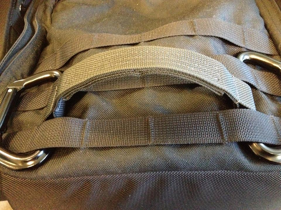 Attached Carry Handle