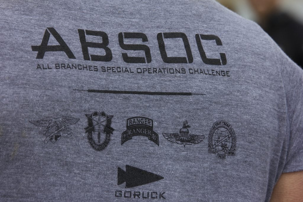 ABSOC 001 - ABSOC Shirt