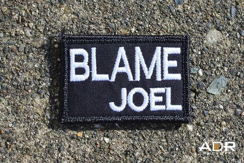Blame Joel