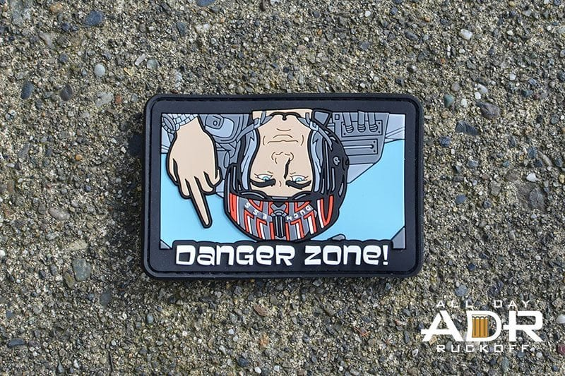 Archer Danger Zone (Airplane Black)
