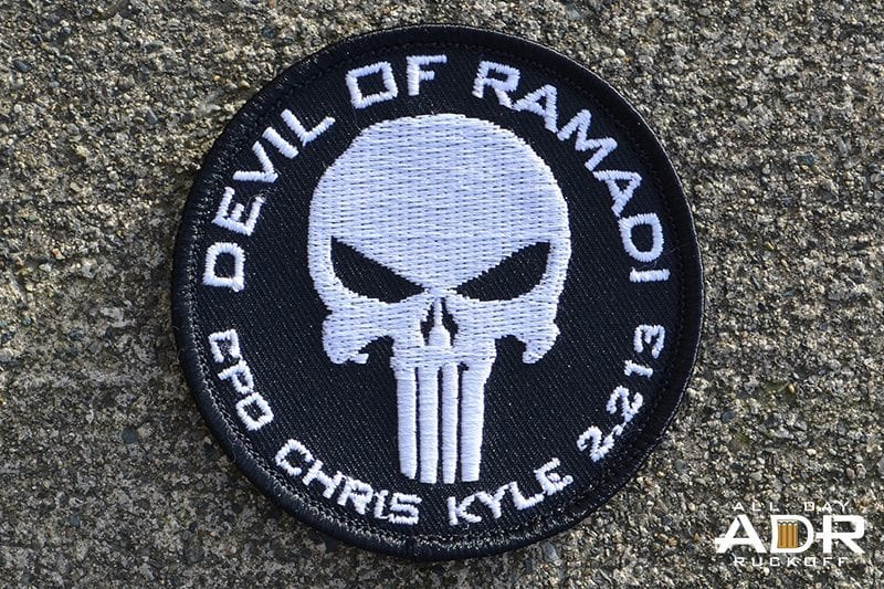 Devil of Ramadi (Chris Kyle)