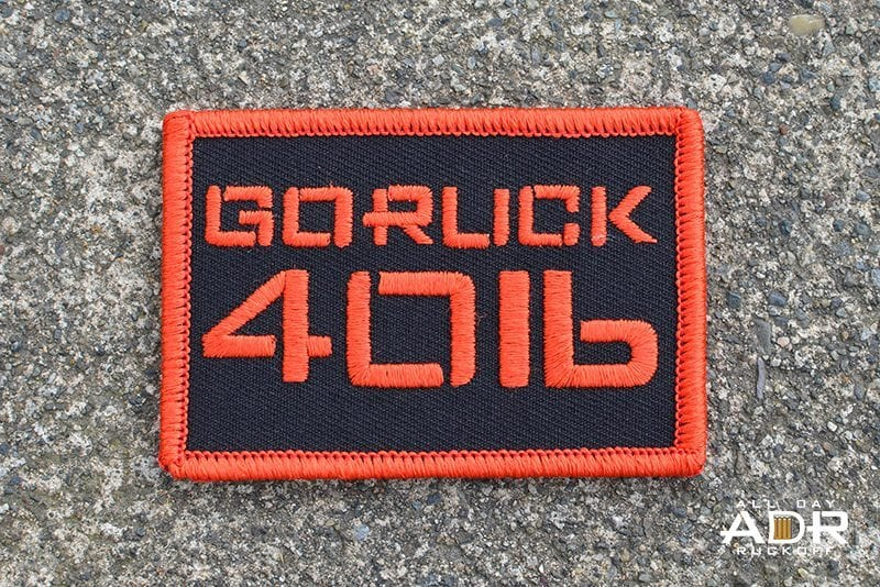 Weight Patch 40LB