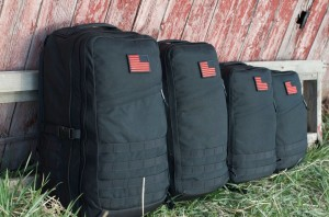 GORUCK Black Rucks