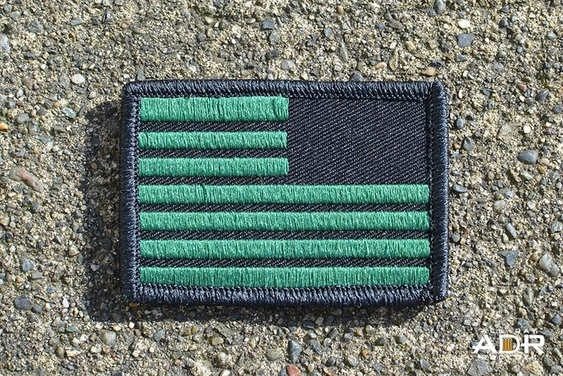 GORUCK Reverse Flag (Green)