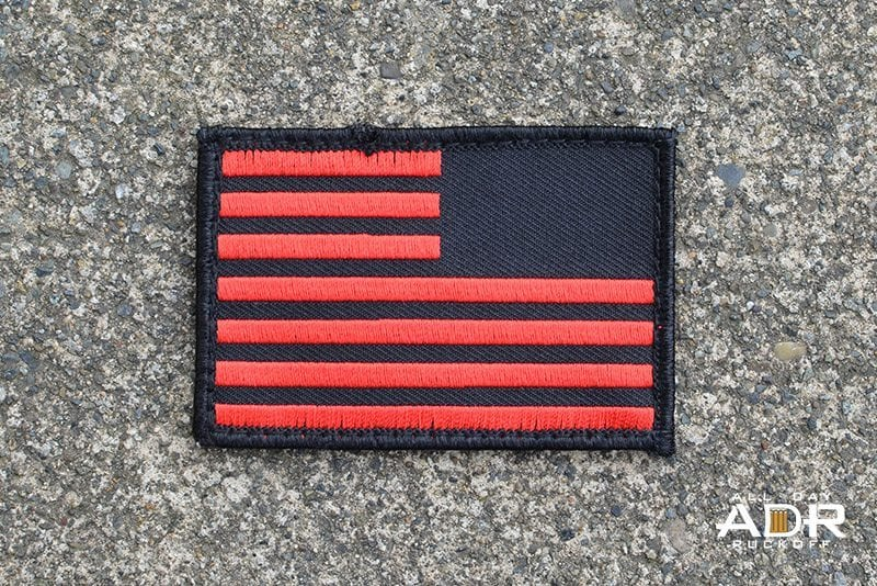 GORUCK Reverse Flag (Red)