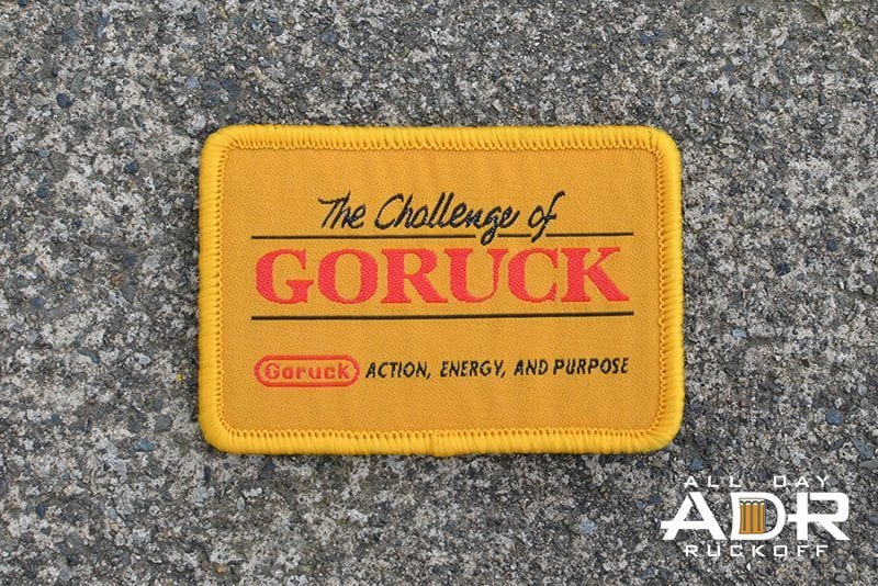 Legend of GORUCK