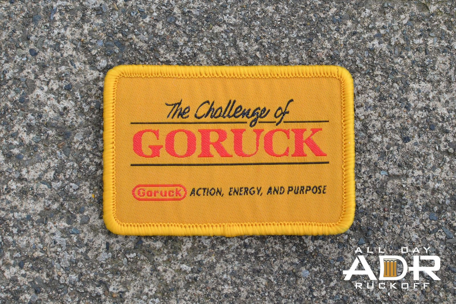 Legend of GORUCK