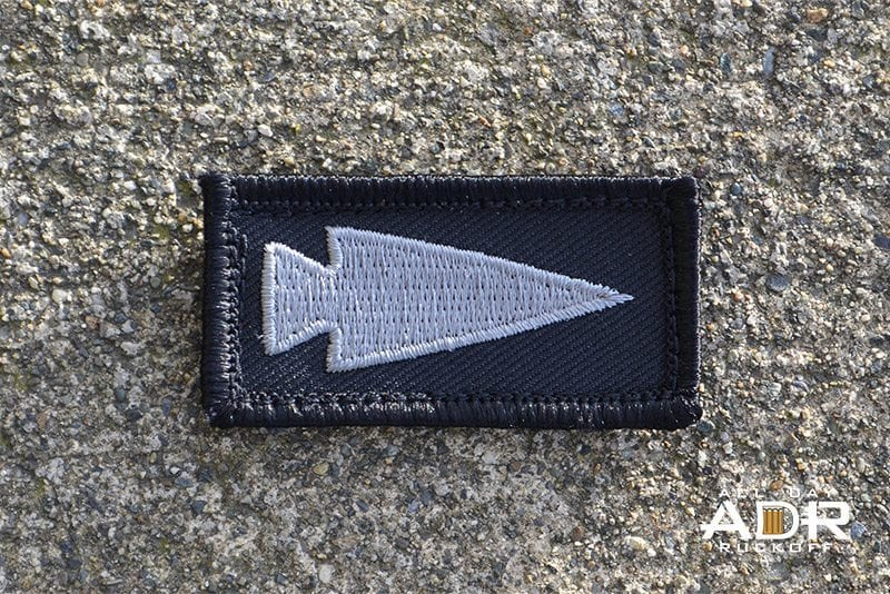 Mini Spearhead (Grey)