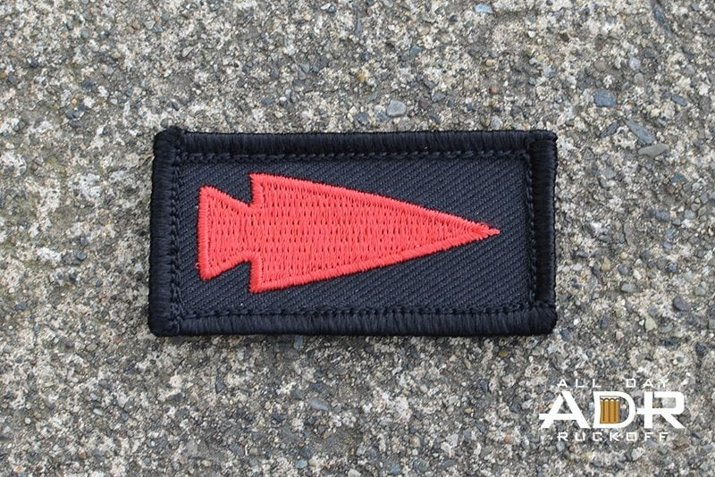 Mini Spearhead (Red)