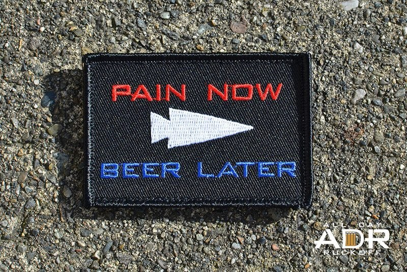 Pain Now Beer Later (RWB)