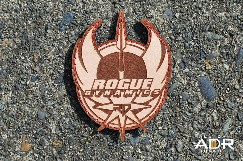 Rogue Dynamics Leather Logo