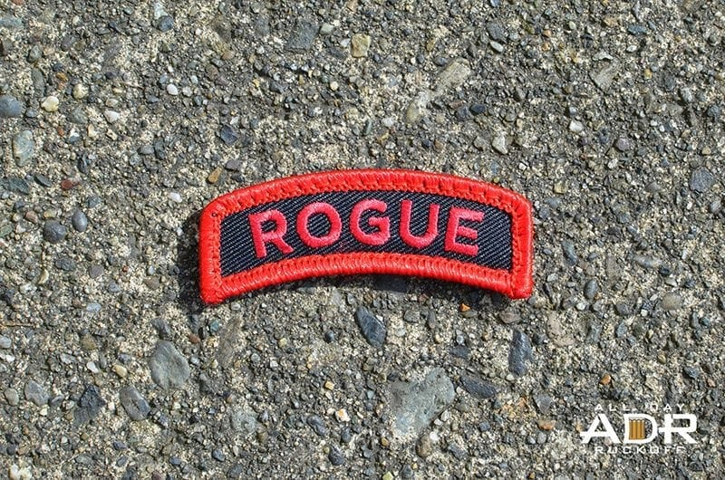 Rogue Tab (Red)