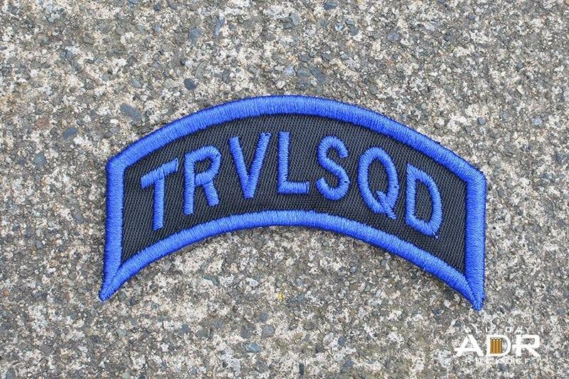 TRVLSQD Tab (Blue)