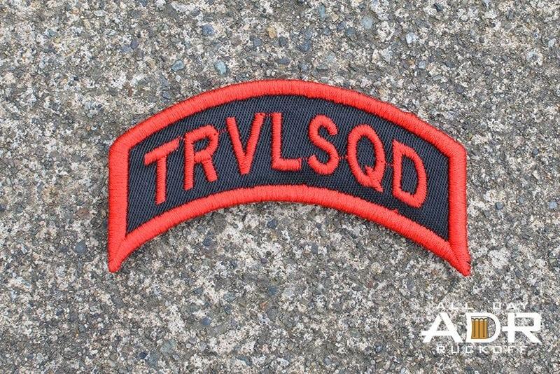 TRVLSQD Tab (Red)