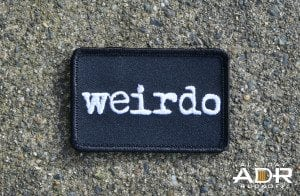 Weirdo-Patch