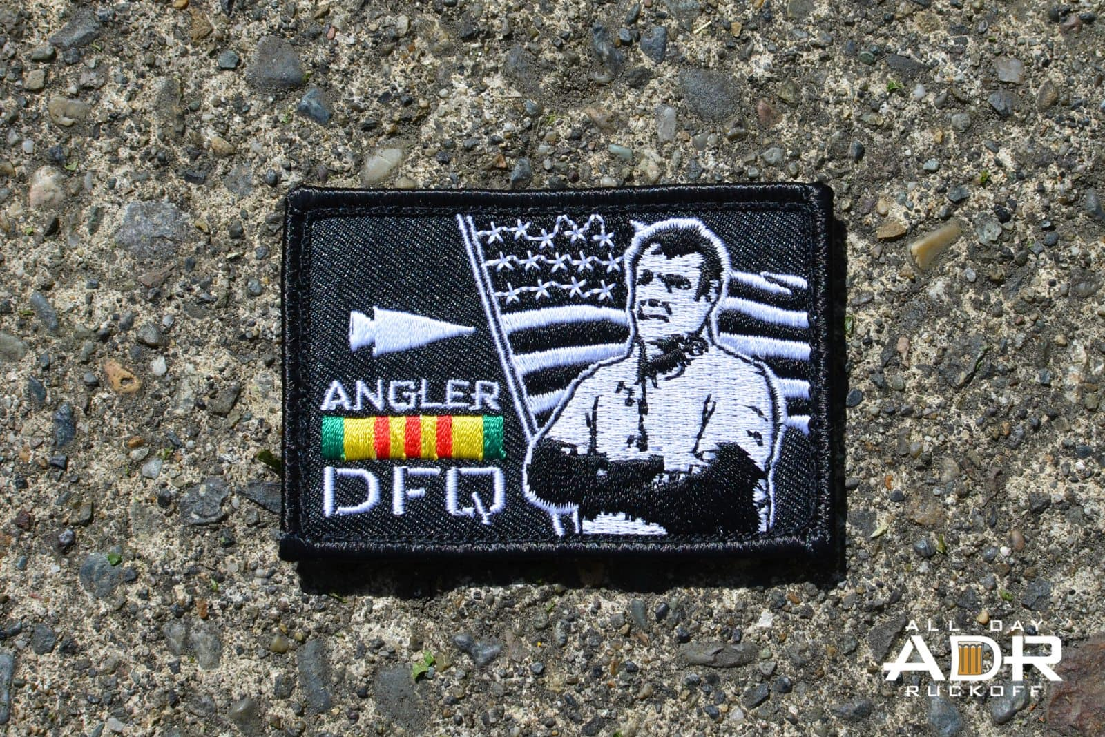 Angler Patch