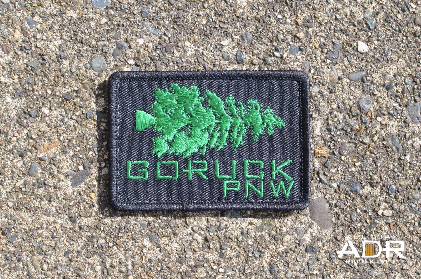GORUCK-PNW