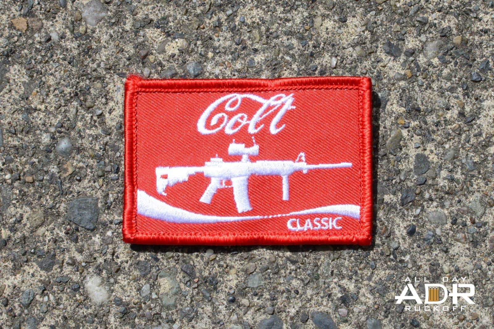 Colt Classic Patch