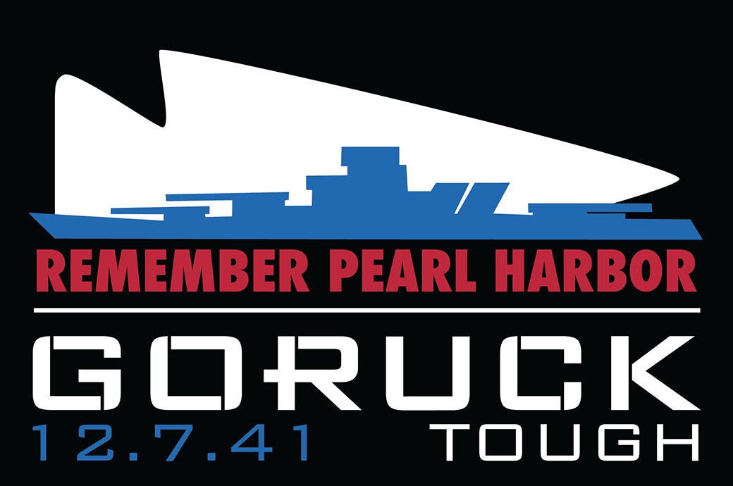 GORUCK Pearl Harbor Patch