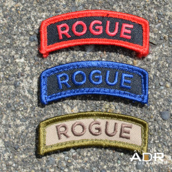 Rogue Tab Patches Square