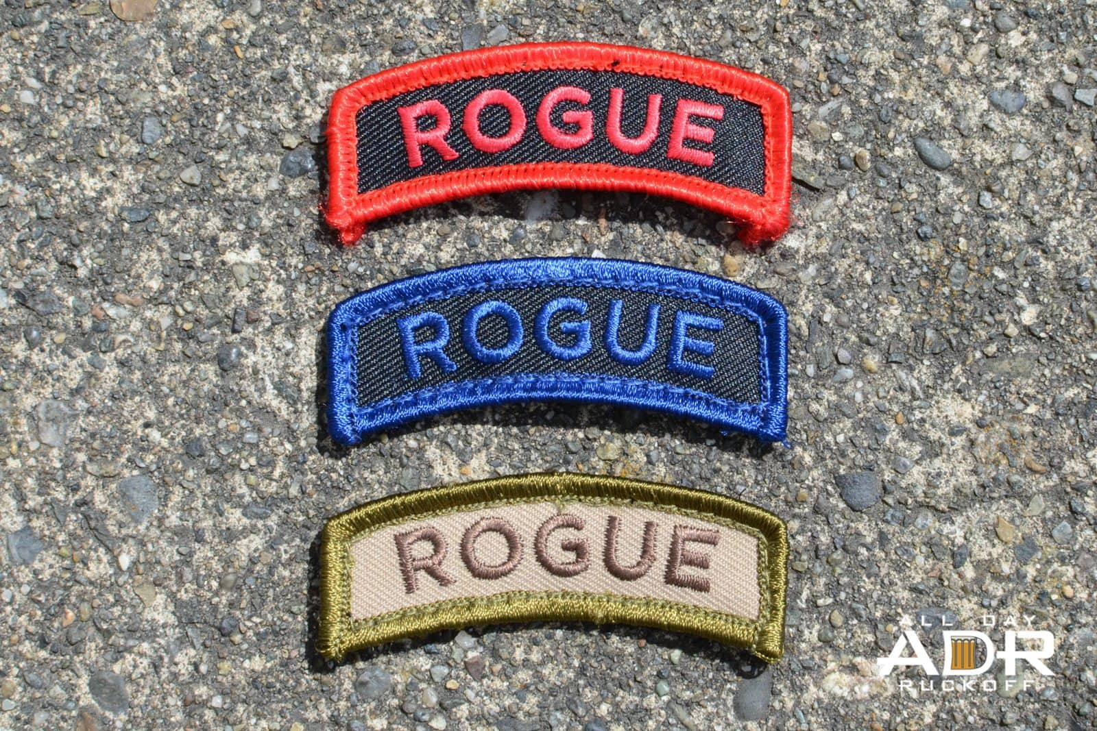 Rogue Tab Patches