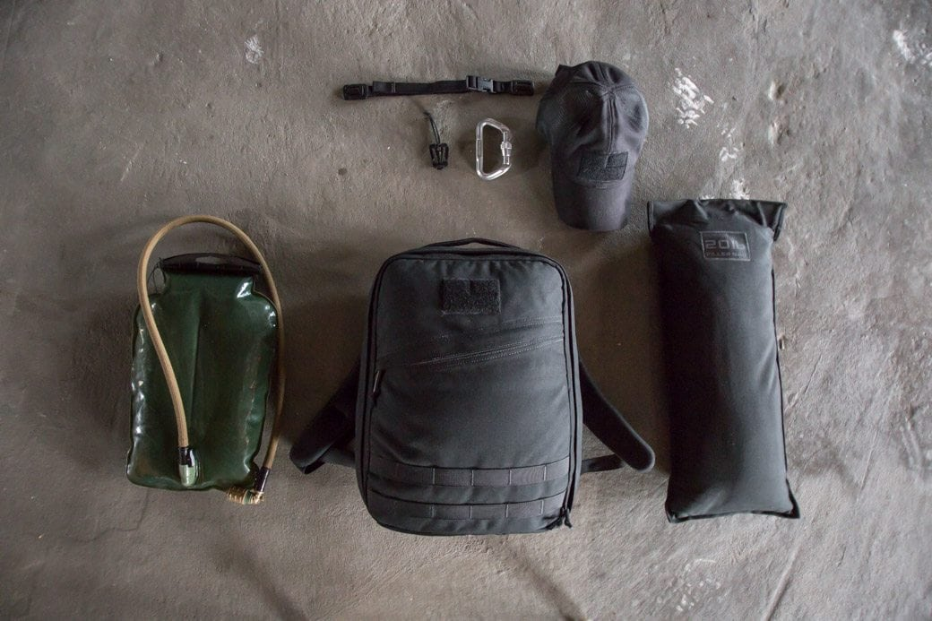 GORUCK Echo Rucking Kit
