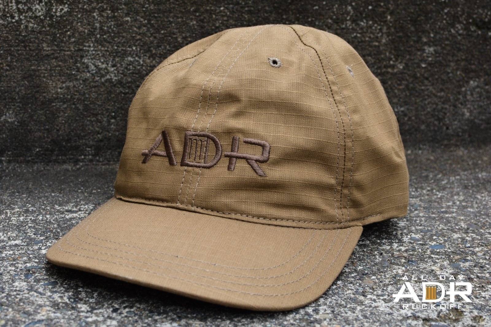 GORUCK ADR Tac Hat Coyote Wide