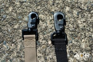 GORUCK Dog Leash Comparison Top Back