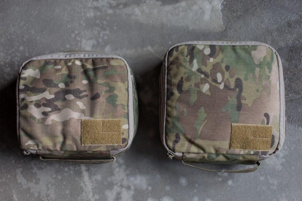 GORUCK Multi-Cam Shadow Pocket Bundle