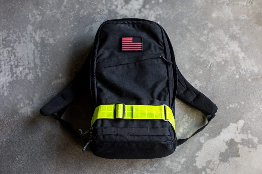 GORUCK PT Belt On Ruck