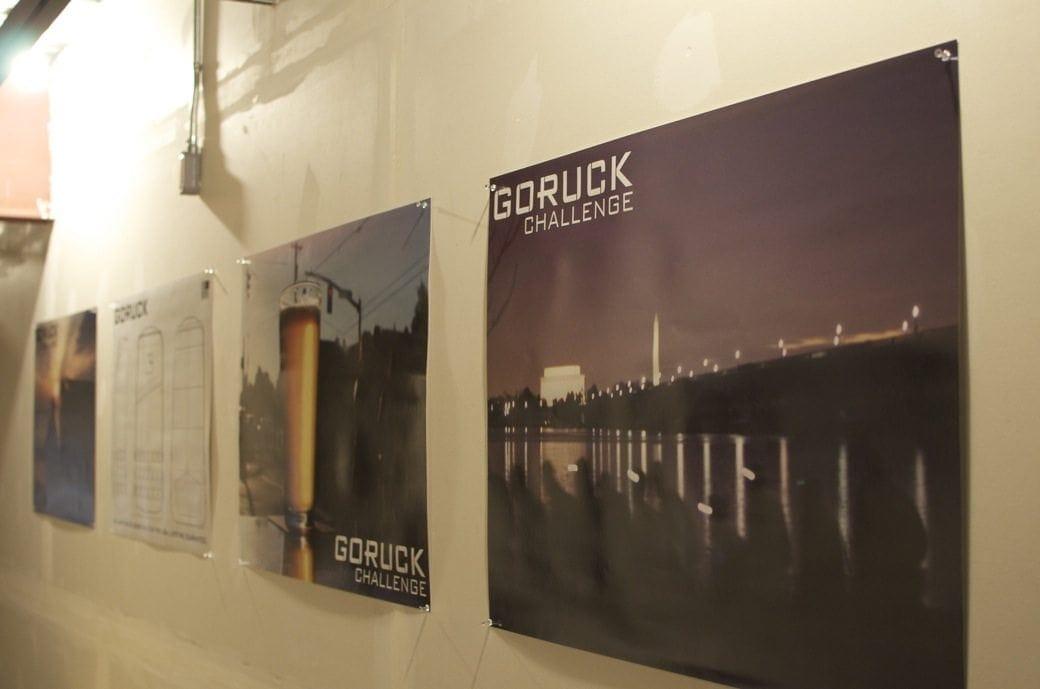 goruck poster pack