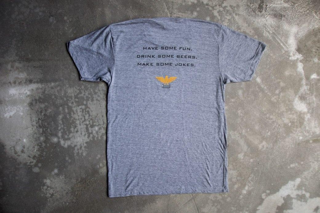 goruck scavenger shirt