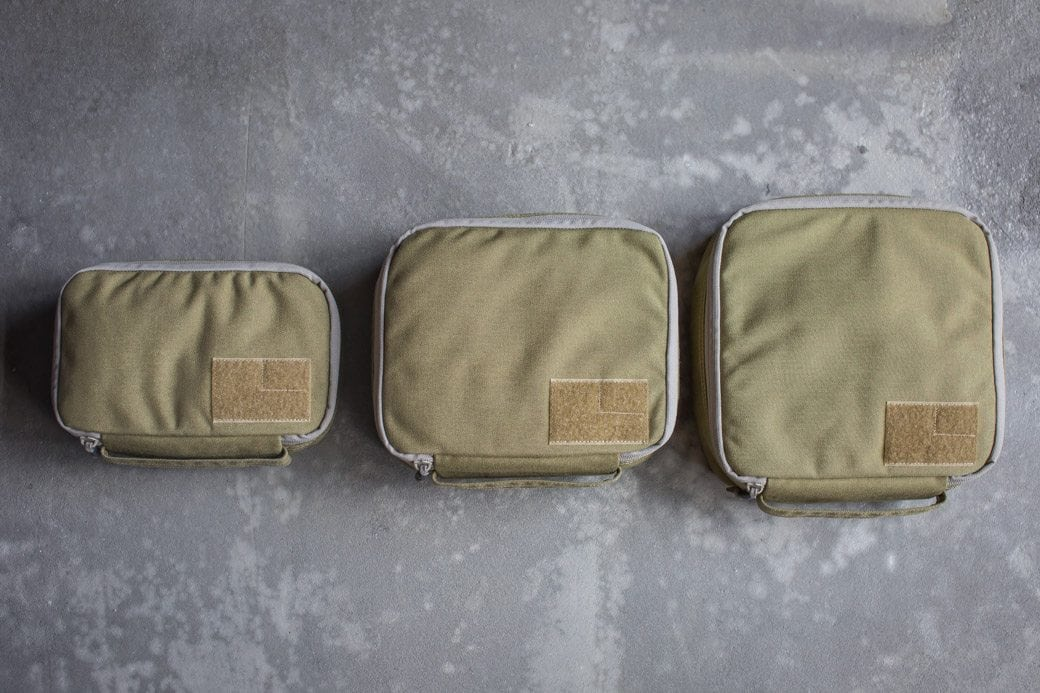 goruck shadow pocket bundle