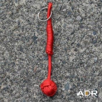 Monkey Fist Paracord Key Chain