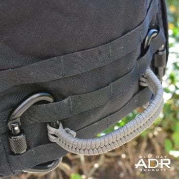 Paracord Fishtail Handle