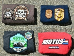 LE MOTUS Shirts