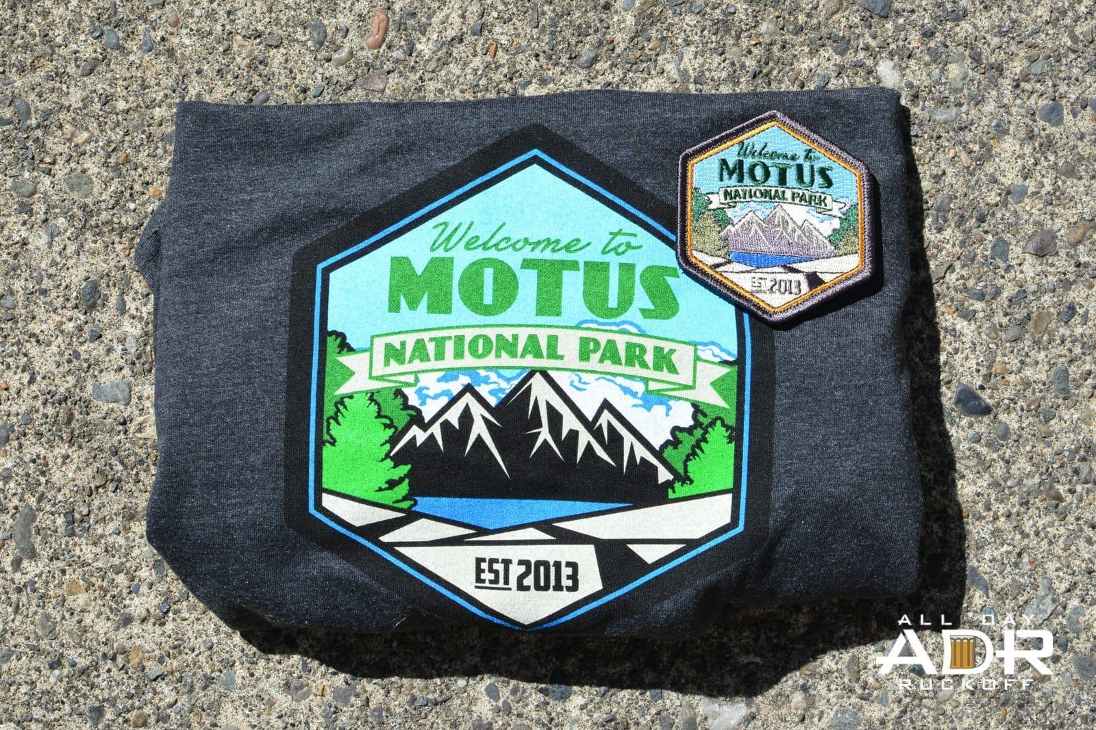 MOTUS Parks Shirt Wide