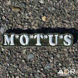 MOTUS Star Patch
