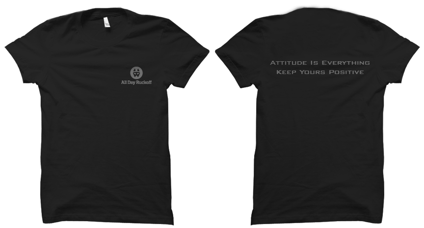 ADR Attitude Tee