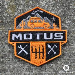 MOTUS Overland Patch
