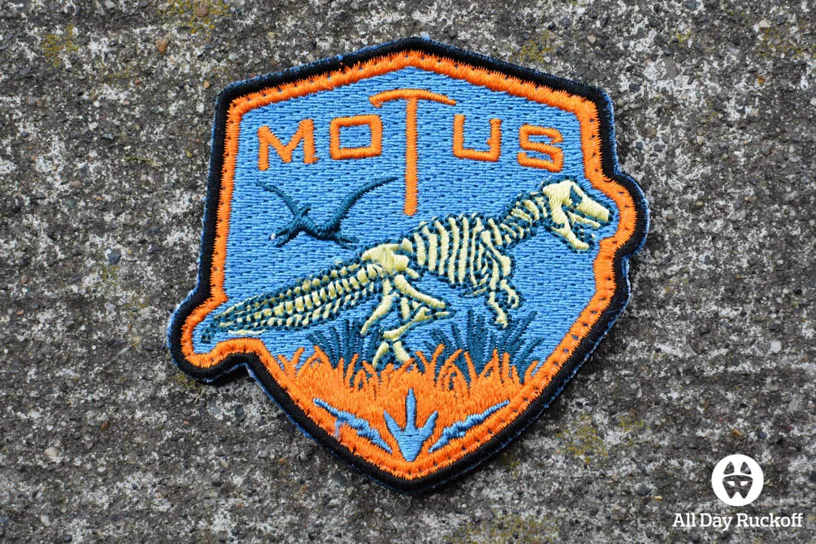 MOTUS Rex Patch 3x2