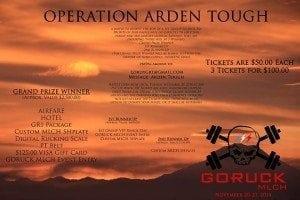 Operation Arden Tough