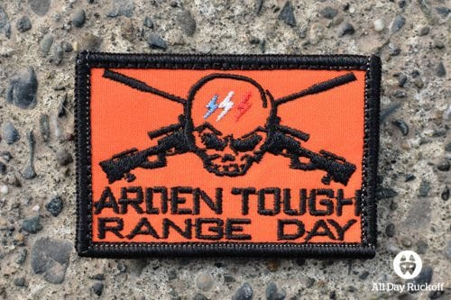 Arden Tough Range Day
