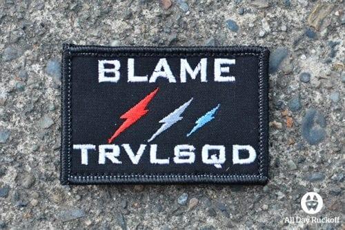 Blame TRVLSQD
