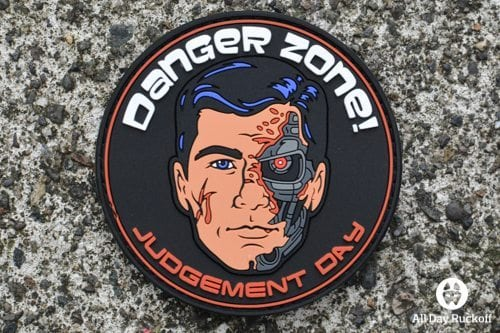 Danger Zone: Judgement Day (Full Color)