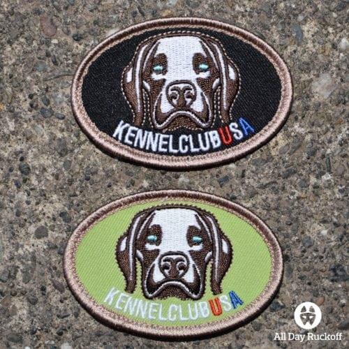 Kennel Club USA Patch