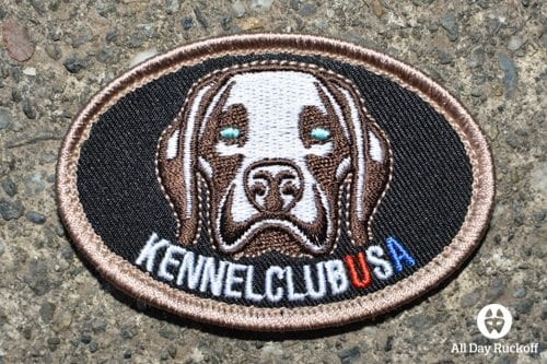 Kennel Club USA (Black)
