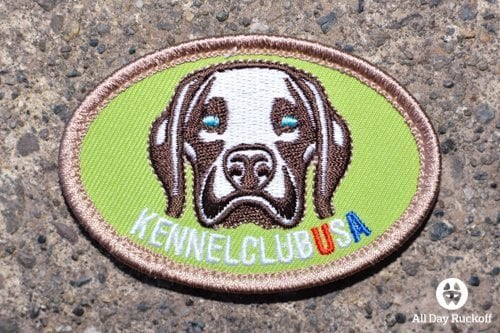 Kennel Club USA (Green)