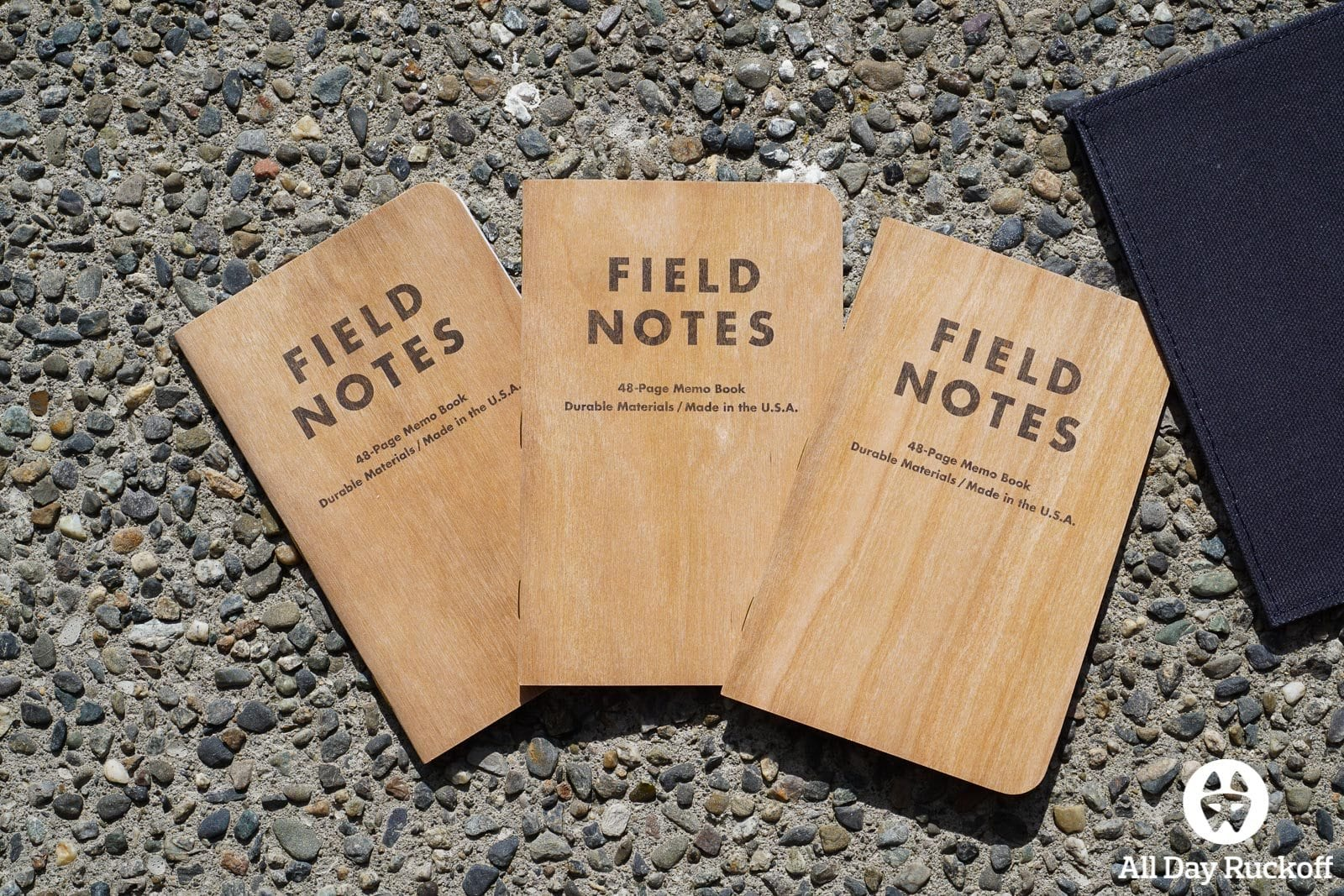 Field Notes Cherry Graph - Spread
